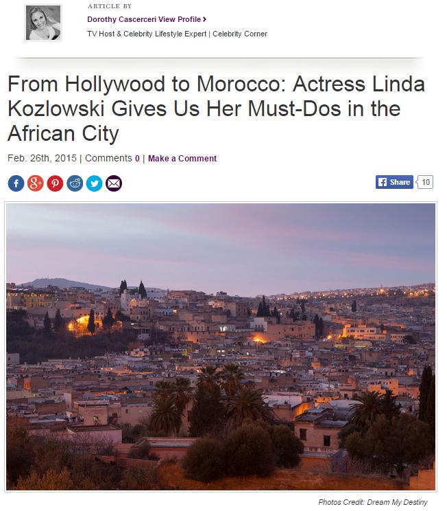 HolywoodtoMorocco